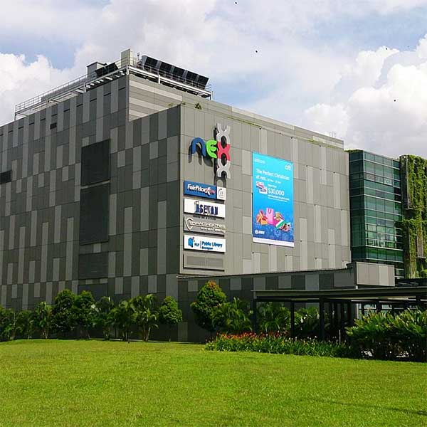 Nex Shopping Centre