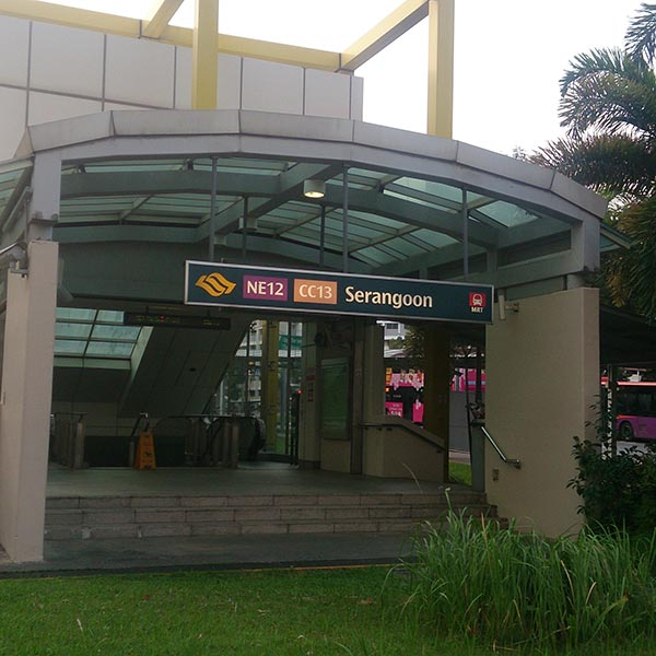Serangoon Ville Serangoon MRT